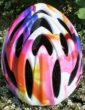 HardnutZ Cycle Road Tuity Fruity helmet