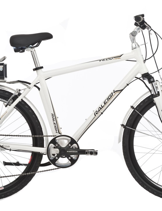 Test ride one of the new Raleigh e-bikes this weekend in Bristol