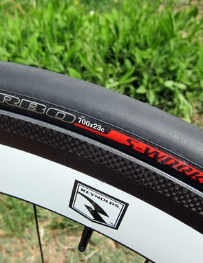 Specialized's new S-Works Turbo is the best high-performance road tire to come out of the big 'S' yet. Rolling resistance is noticeably low, handling is fluid and intuitive, and grip is prodigious