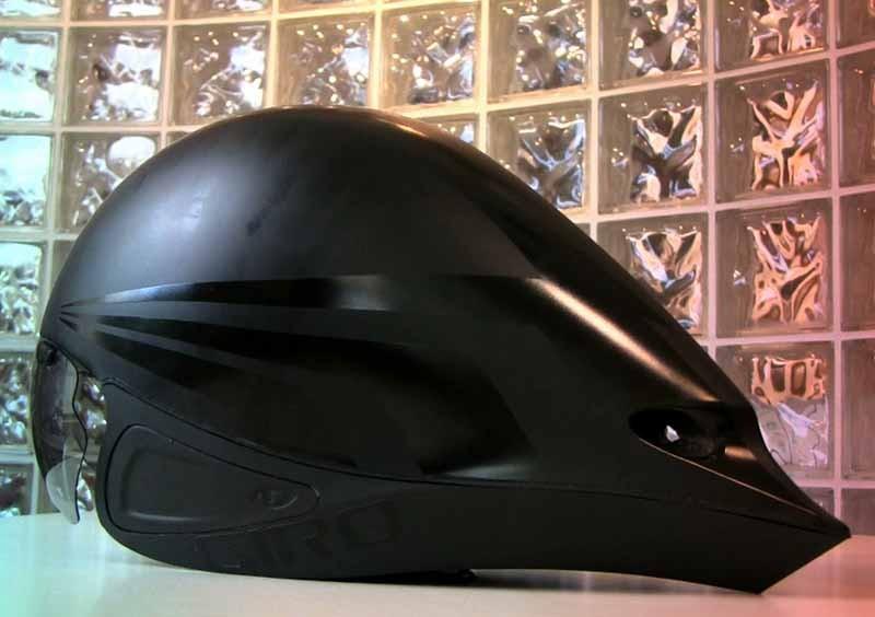The Giro Selector - black on black