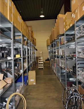 BMC keep a healthy supply of extra parts in the service course