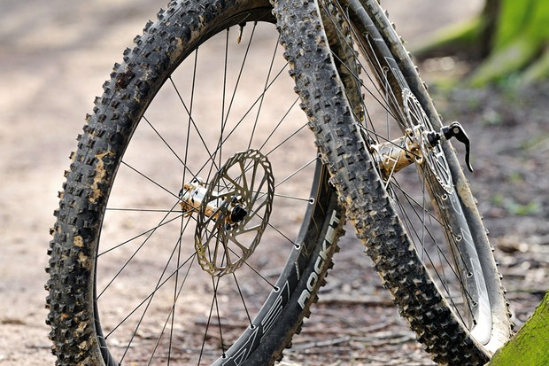 Easton Haven Carbon Wheelset