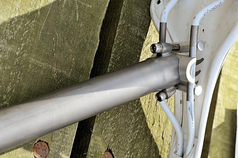 Qoroz titanium seatpost