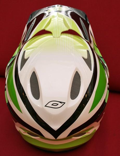 Azonic Fury RL full-face helmet