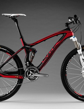 BH's Lynx 4 may share its Split Pivot suspension design with other bikes but its organic lines make it stand out