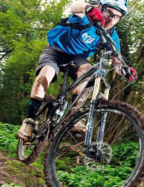 The big capability trail bike that'll encourage any rider, anywhere