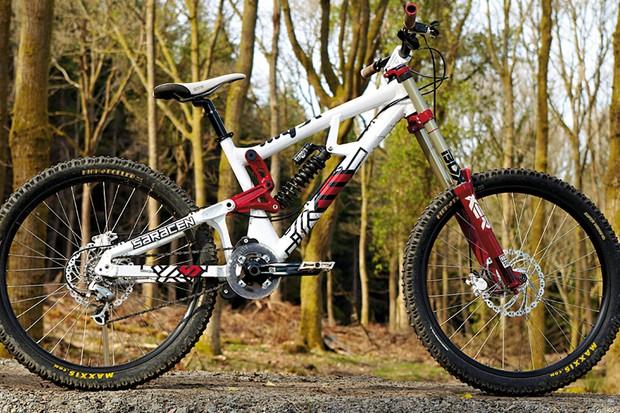 Saracen's Myst looks like a lot of bike for the money