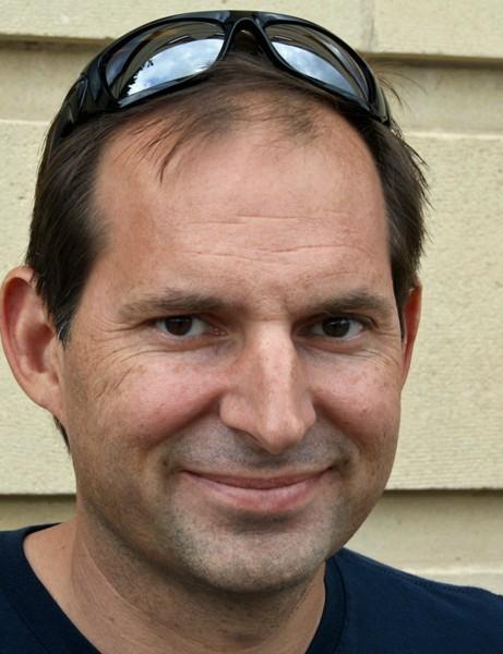 Chris Cocalis is the man behind Arizona-based Pivot