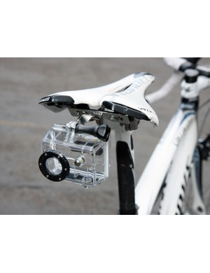 GoPro don't have any plans to offer these modified mounts to the public but given how little work is required relative to the company's standard bits (not to mention the number of compatible Fi'zi:k saddles out there), we can't help but wonder if it'll eventually happen anyway