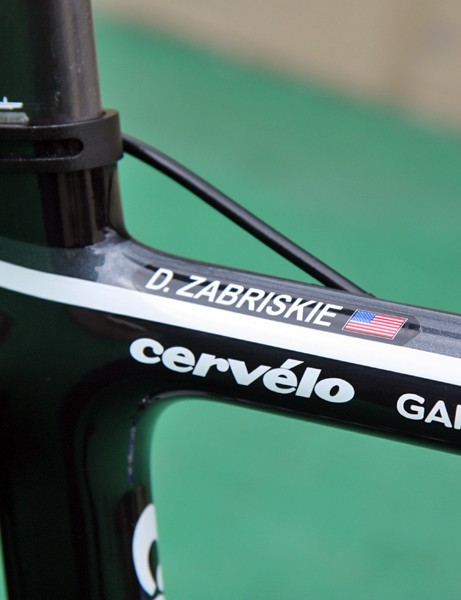 David Zabriskie (Garmin-Cervelo) has finished second three times in the Tour of California and is hoping to move up that final step this time around