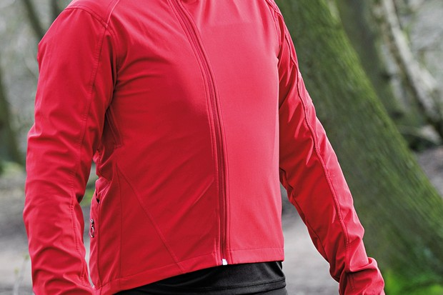 Rapha Classic Softshell jacket