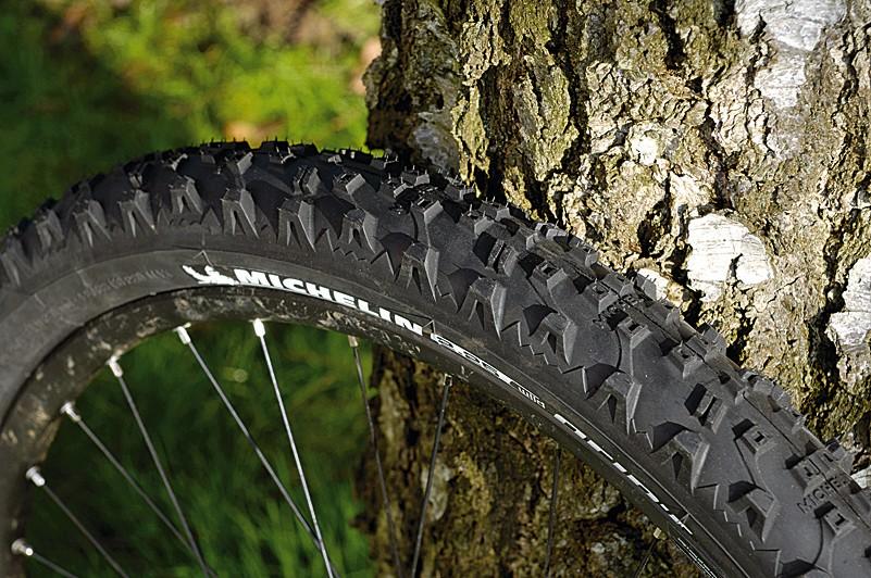 Michelin Wild Grip'r 2.25in tyre