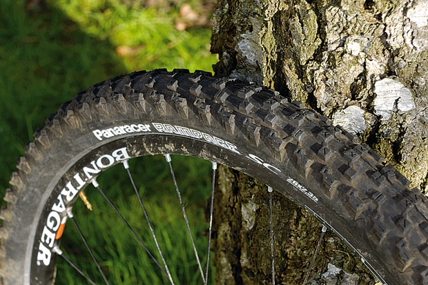 Panaracer Rampage 2.3in tyre