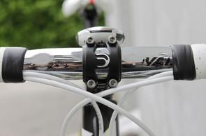 Oval Concepts' 710 7000-series aluminum handlebar