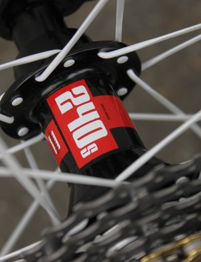 DT Swiss's 240s is well known as a workhorse hub
