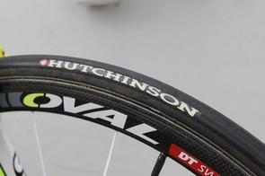 Hutchinson's 22mm tubular