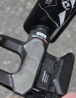 Look's Keo Carbon pedals