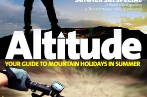 Altitude is a new digital guide to summer mountain holidays