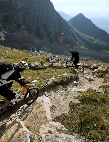 Bored of riding the same old trails? Maybe it's time to take your mountain bike on holiday