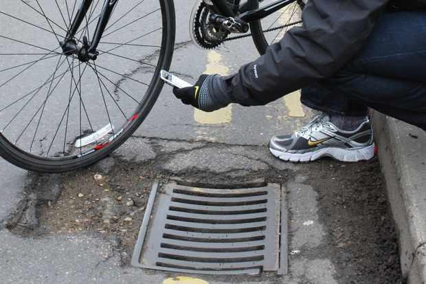 CTC reported 2,500 potholes last month alone