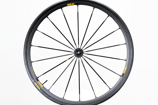 Mavic R-Sys SLR WTS Wheelset