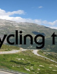 Cycling the Alps