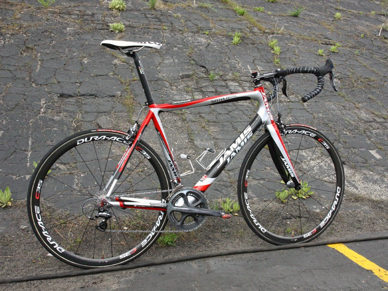 Tom Zirbel (Jamis Sutter Home) is making his return to pro cycling aboard the Jamis Xenith SL
