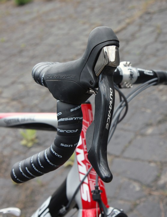 Jamis Sutter Home use Shimano Dura-Ace mechanical groupsets