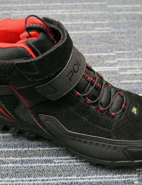 Polaris Shredder boot