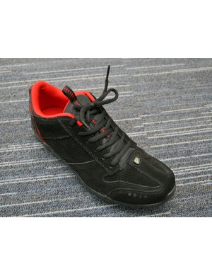 As well as the two new mountain bike shoes, Polaris also sell this model aimed at commuters named the Bojo