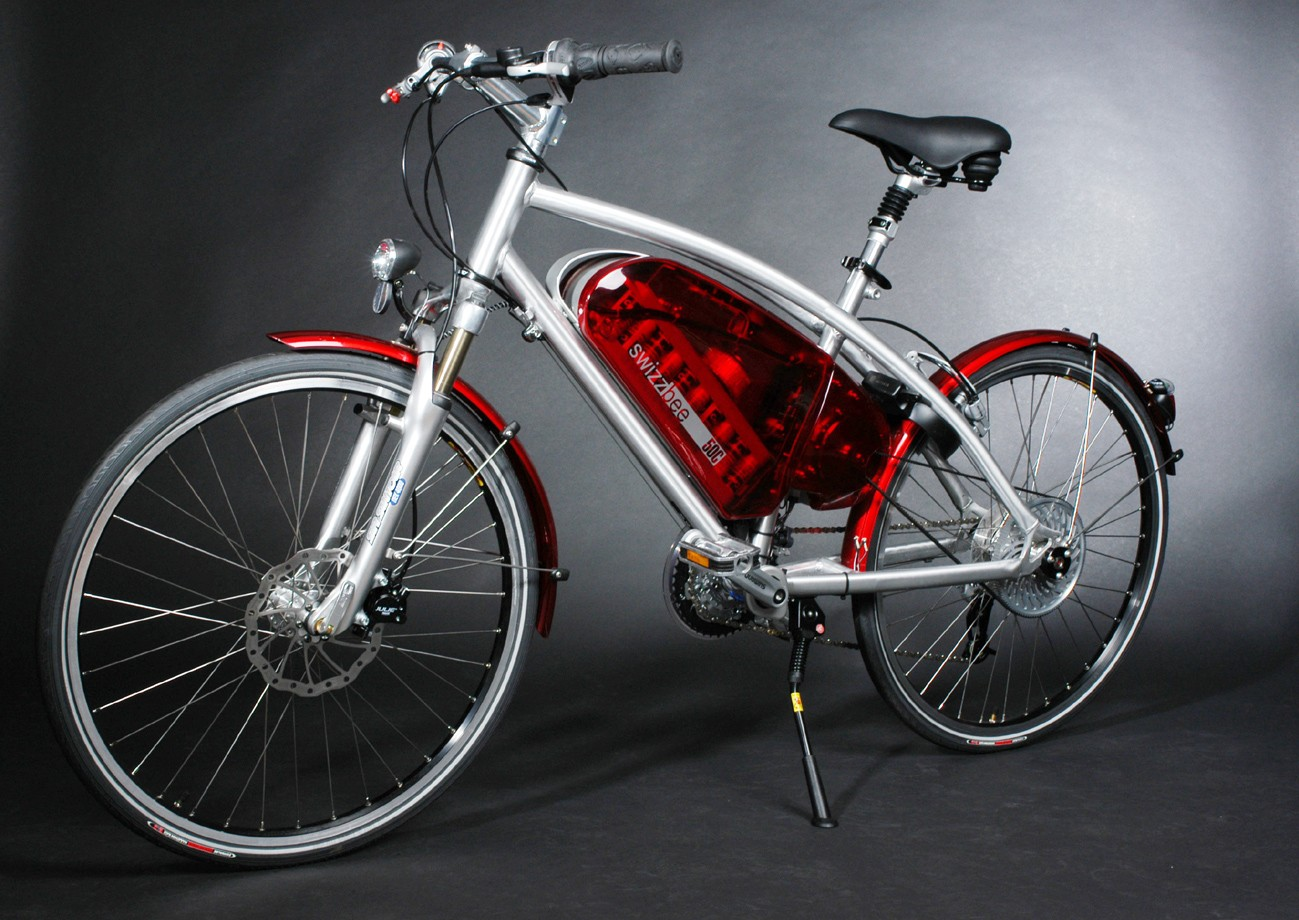 Example of a Swiss Fast Class e-bike