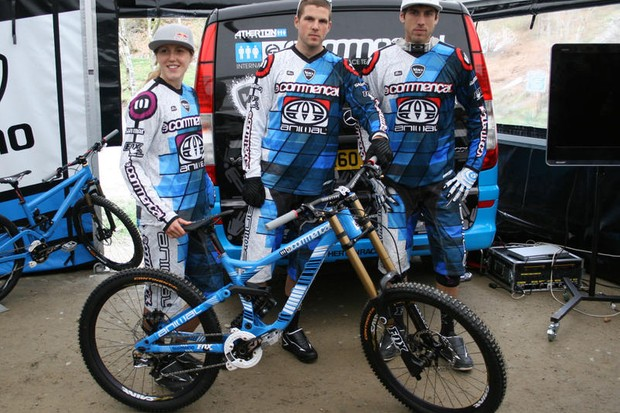 Get ready for more action on and off the racetrack from the Atherton family this year