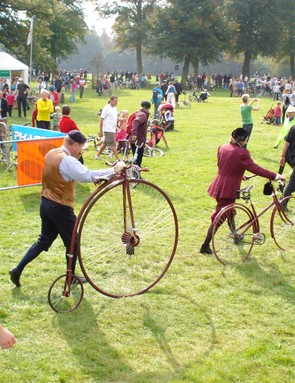 The Bike Blenheim Palace festival is in its fourth year