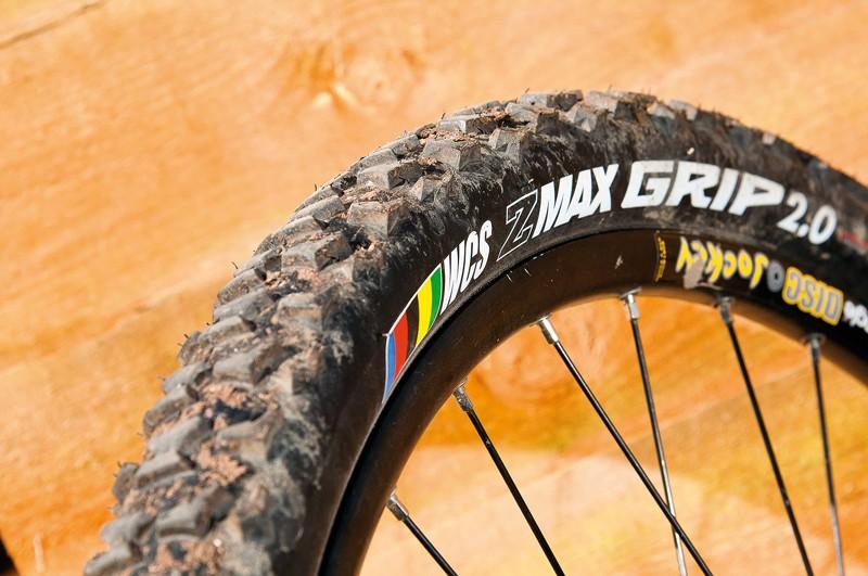 Ritchey WCS Z-Max Grip tyre