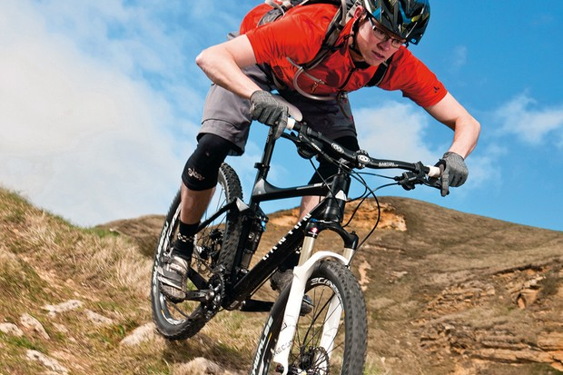 The nerve will tackle all but the most ludicrous of trails with aplomb