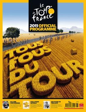 Official Tour de France Guide 2011