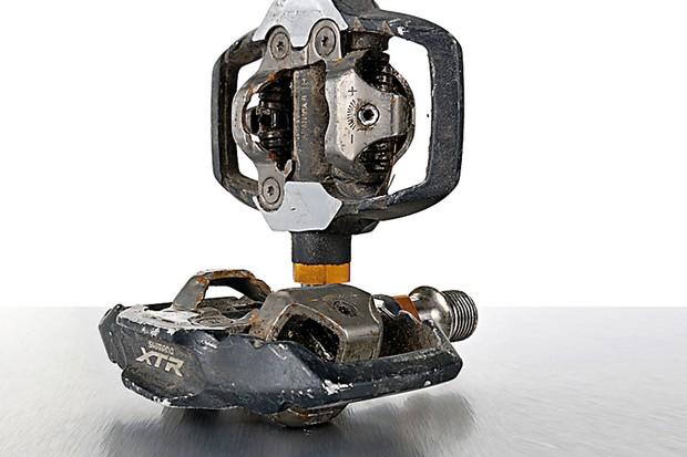 Shimano XTR Trail M985 pedals