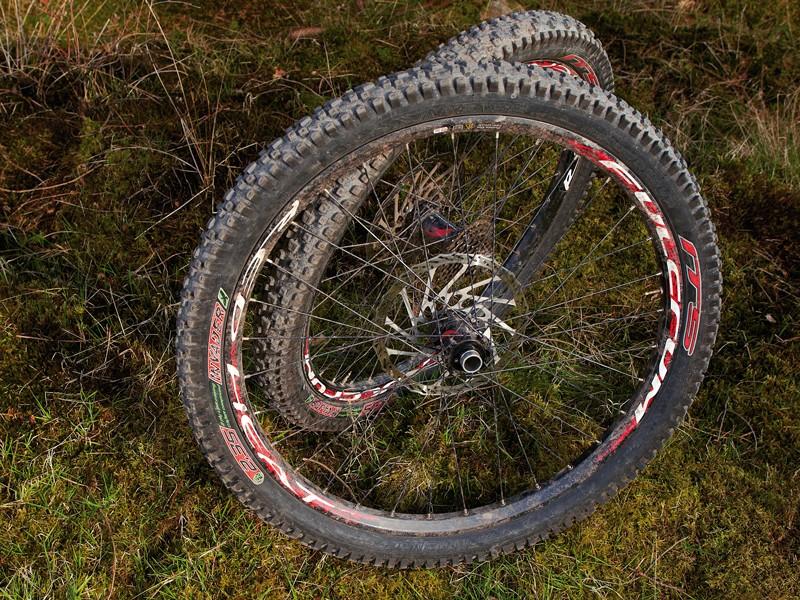 Fulcrum Red Heat DH/FR Wheelset