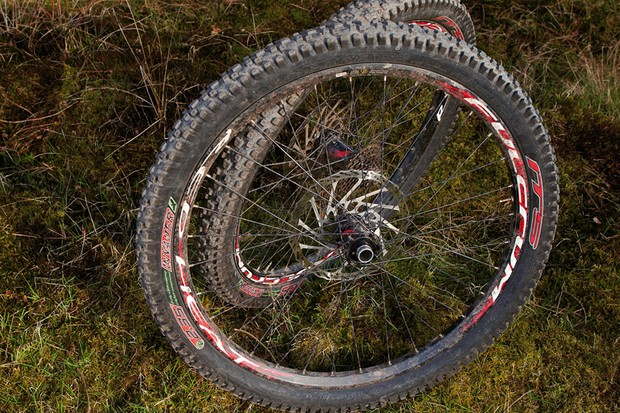 Fulcrum Red Heat DH/FR Wheelset