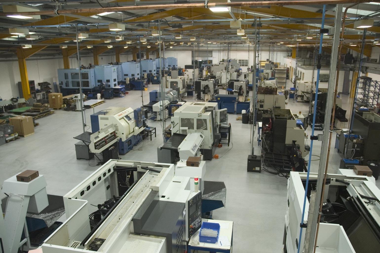 Hope Technology Factory Tour