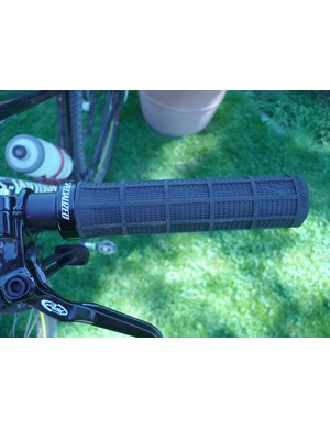 Specialized lock-on grips.