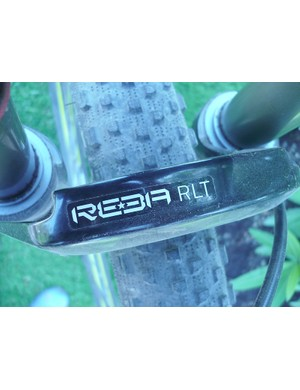 Rock Shox Reba RL 29er on the Specialized Fate Comp.
