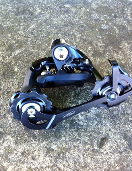 SRAM S Series Rear Derailleur - an extra long cage to cope with the big sprockets