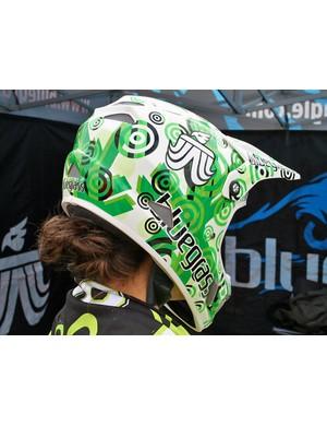 Bluegrass Brave team edition full-face helmet
