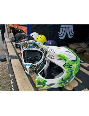 Bluegrass's 2011 helmet line-up