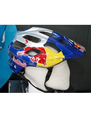 Rachel Atherton's SixSixOne Recon helmet