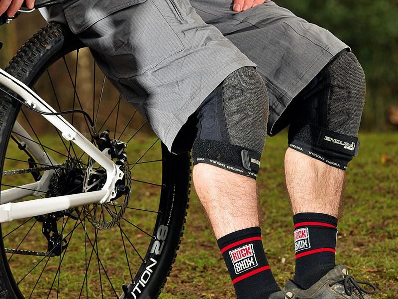 Endura MT500 knee pads