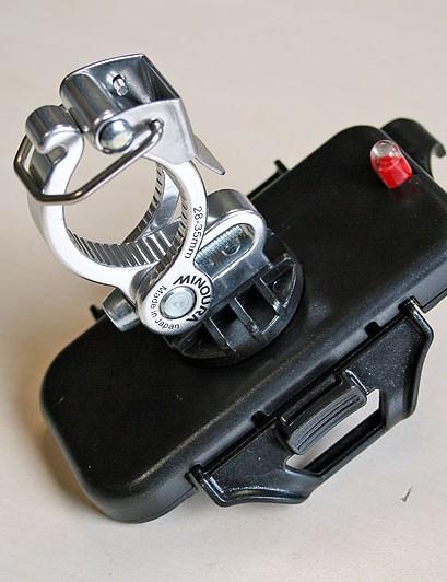 Minoura iH-1O0M smart phone holder