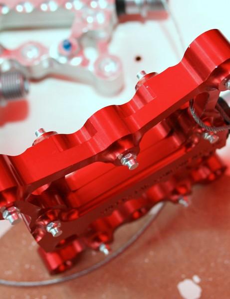 Superstar premium flat pedal
