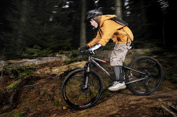 The CycleActive Youth MTB course takes place from 19 - 21 August